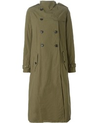 Kolor Long Trench Coat