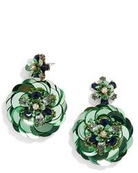 BaubleBar Amaryllis Drop Earrings