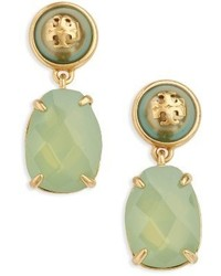 Tory Burch Epoxy Drop Earrings