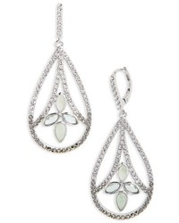 Judith Jack Lakeside Crystal Drop Earrings