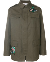 RED Valentino Falcon Embroidered Jacket