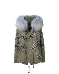 Mr & Mrs Italy Hooded Zipped Coat