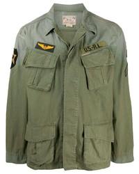 Polo Ralph Lauren Ombre Military Shirt