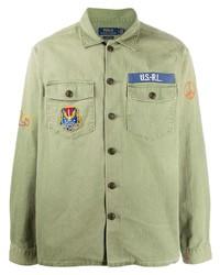 Polo Ralph Lauren Patch Detail Shirt