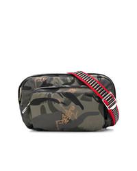 Alexander McQueen Camo Belt Bag