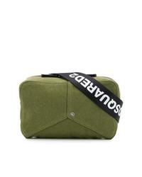 DSQUARED2 D2 Courier Belt Bag