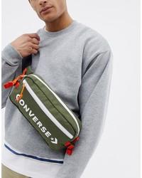 Converse Retro Bumbag In Green