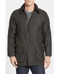 Barbour Classic Beaufort Relaxed Fit Waxed Cotton Jacket