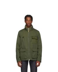 Holubar Green Down Light Jacket