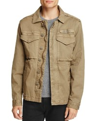 Jachs Ny Herringbone Twill Field Jacket