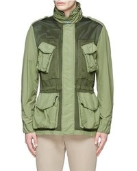 Aspesi Mesh Front M65 Field Jacket