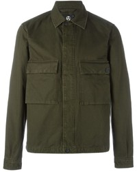 Paul Smith Ps By Double Pocket Field Jacket