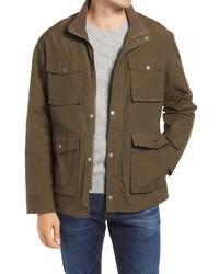 Rails Porter Slim Fit Field Jacket