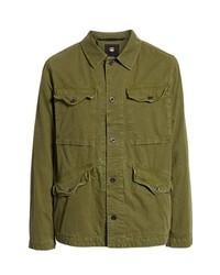 G-Star RAW Raw Vodan Worker Cotton Jacket