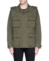 Valentino Rockstud Untitled 03 Field Jacket
