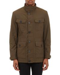 Barneys New York Tech Fabric Field Jacket