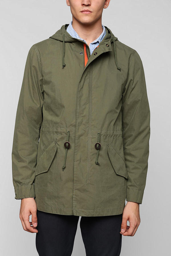 Alpha Industries Fishtail Parka | Where to buy & how to wear