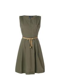 Woolrich Poplin Dress