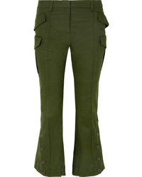 Rokh Cotton Drill Flared Pants