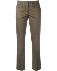 Dondup Flared Cropped Trousers
