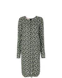 Marni Floral Print Day Dress