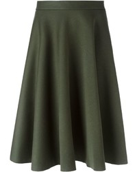 P.A.R.O.S.H. Full Midi Skirt