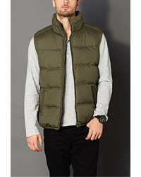 Forever 21 Favorite Puffer Vest