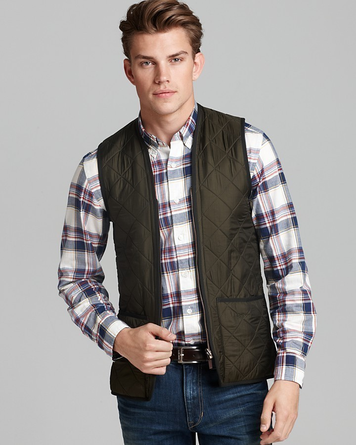 Barbour Quilted Vest | Where to buy & how to wear : barbour quilted vest - Adamdwight.com