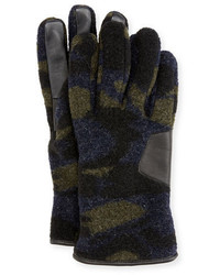 UGG Fuzzy Knit Smart Gloves