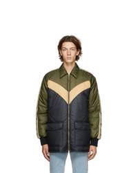 Gucci Green Interlocking G Jacket