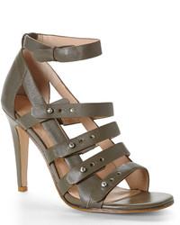 Olive heeled sandals original 1638357