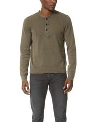 Rag Bone Standard Issue Standard Issue Henley Sweater