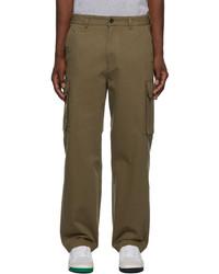 Noah Herringbone Cargo Pants