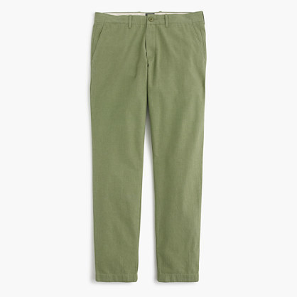 5f6470c596 $75, J.Crew 770 Straight Fit Chino In Stretch Herringbone