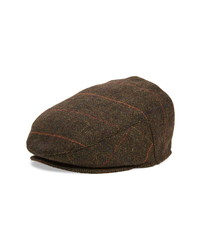 Barbour Wilkin Herringbone Driving Cap