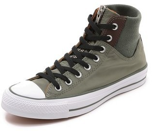 5c4274c7fc91 ... Olive High Top Sneakers Converse Chuck Taylor All Star Ma 1 High Top  Sneakers ...