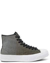 9177abf691d1 ... Converse Woolrich Jack Purcell Signature Wool High Top Sneakers
