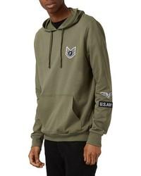 Military badge hoodie medium 1150231