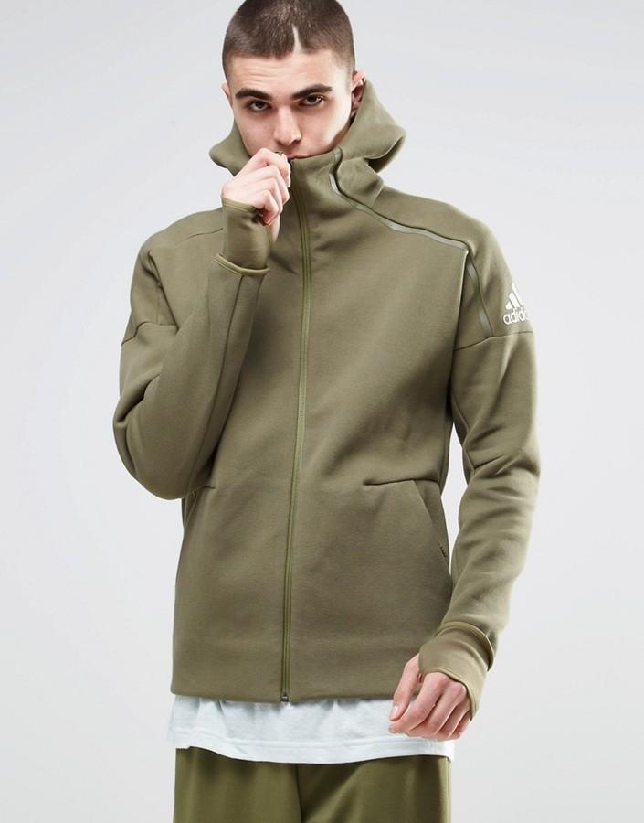 adidas z.n.e. sweatshirt