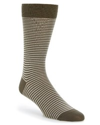 Pantherella Farringdon Stripe Socks