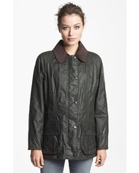 Beadnell waxed cotton jacket medium 3753496