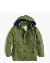 J.Crew Kids Field Mechanic Jacket
