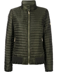 Michael Kors Michl Kors Zipped Padded Jacket