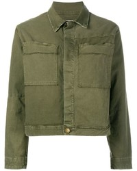 Current/Elliott Patch Pocket Jacket
