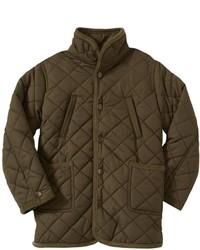 E-Land Kids Quilted Jacket Olive 6