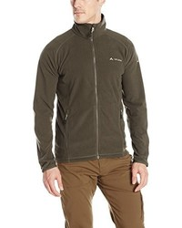 VAUDE Smaland Jacket Lightweight Soft Fleece Jacket For Hiking And Backpacking Perfect As A Base Layer