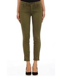 Genetic Loren High Rise Jeans Green