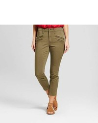 Universal Thread High Rise Skinny Utility Crop Jeans