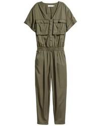 H&M Lyocell Blend Jumpsuit