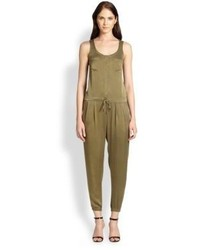 Eileen Fisher Silk Jumpsuit